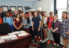 Upper Darby Township Police Youth Citizen Police Academy
