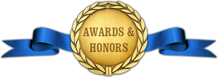 Awards & Honors 2016